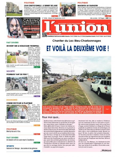 L'Union 24/09/2019