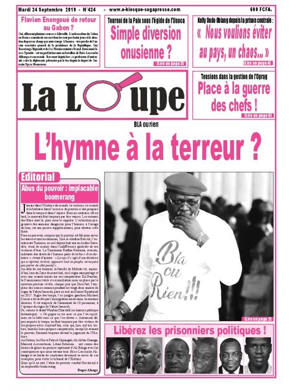 La Loupe 24/09/2019