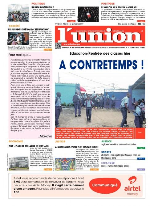 L'Union 01/10/2019