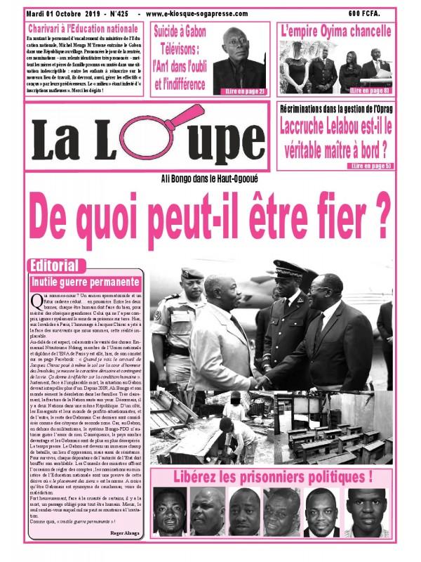 La Loupe 01/10/2019