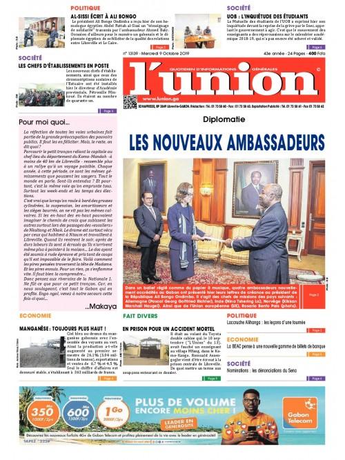 L'Union 09/10/2019
