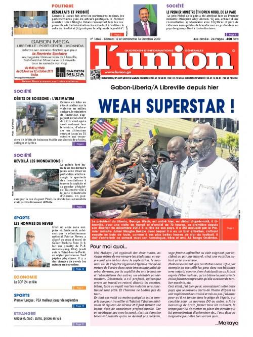 L'Union 12/10/2019