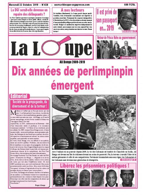 La Loupe 23/10/2019