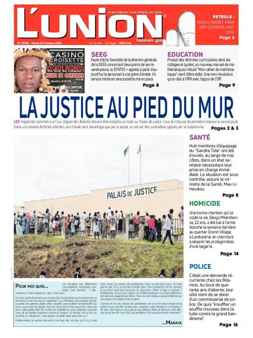 L'Union 29/10/2019