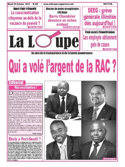 La Loupe 29/10/2019