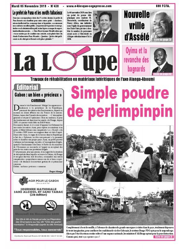La Loupe 05/11/2019