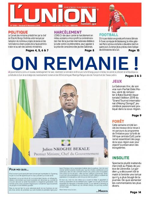L'Union 08/11/2019
