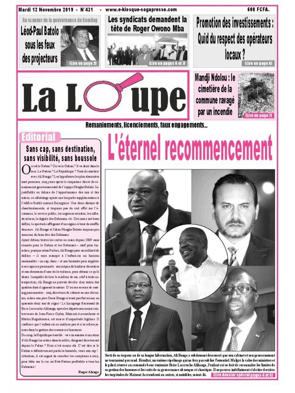 La Loupe 12/11/2019