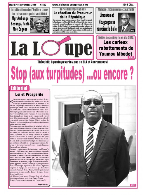 La Loupe 19/11/2019