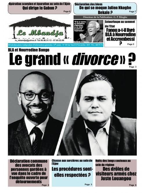 Le Mbandja 22/11/2019