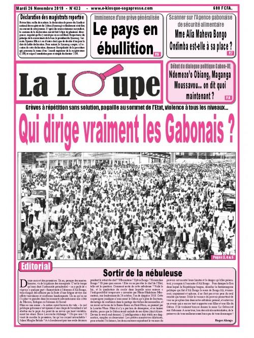 La Loupe 26/11/2019