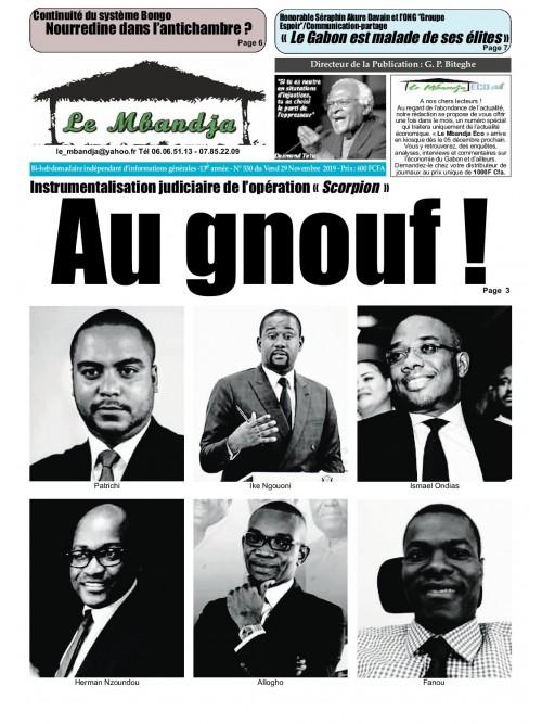 Le Mbandja 29/11/2019