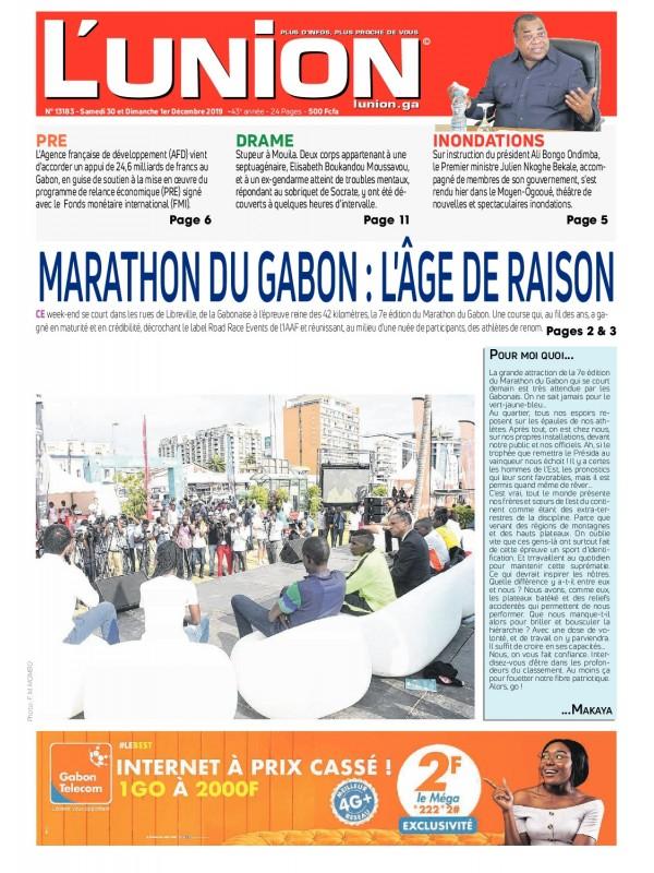 L'Union 30/11/2019