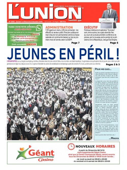 L'Union 07/12/2019