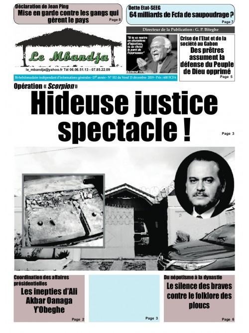 Le Mbandja 13/12/2019