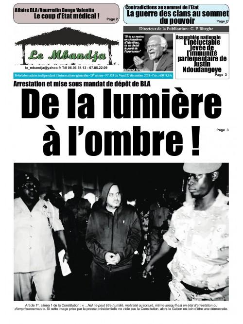 Le Mbandja 20/12/2019