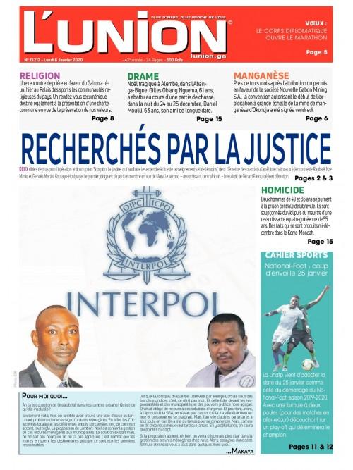 L'Union 06/01/2020