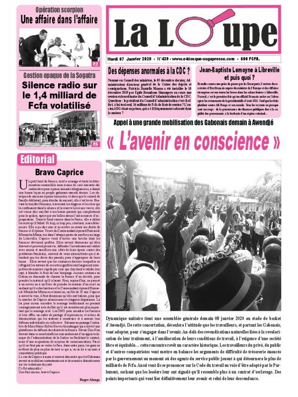 La Loupe 07/01/2020