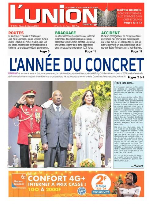 L'Union 08/01/2020