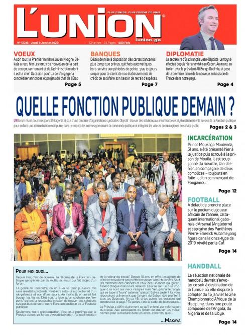 L'Union 09/01/2020