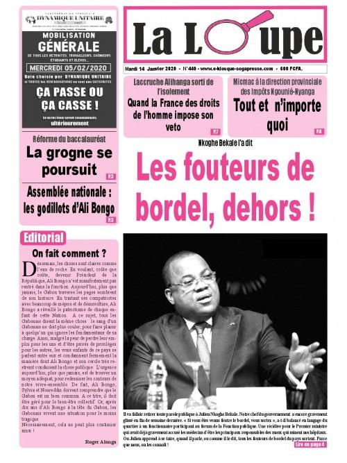 La Loupe 14/01/2020