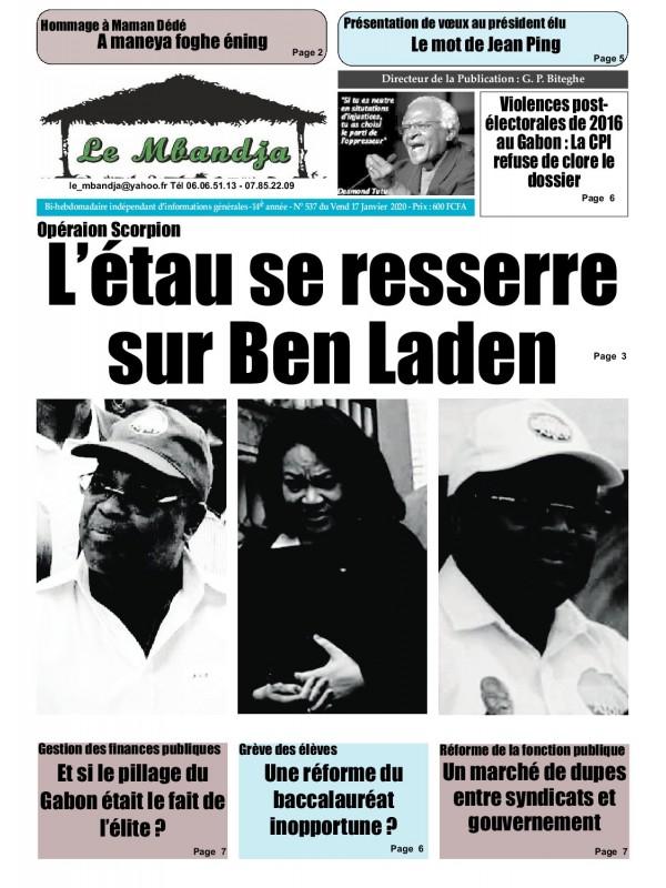 Le Mbandja 17/01/2020