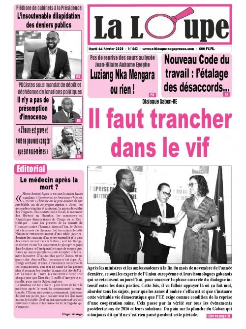 La Loupe 04/02/2020