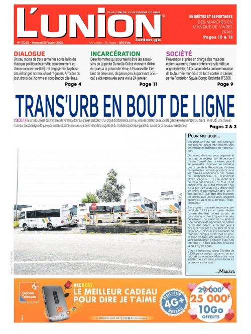 L'Union 05/02/2020