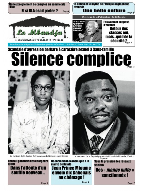 Le Mbandja 07/02/2020