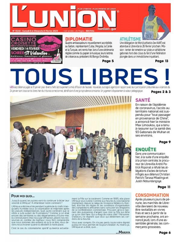 L'Union 08/02/2020