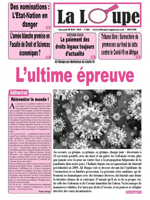 La Loupe 08/04/2020