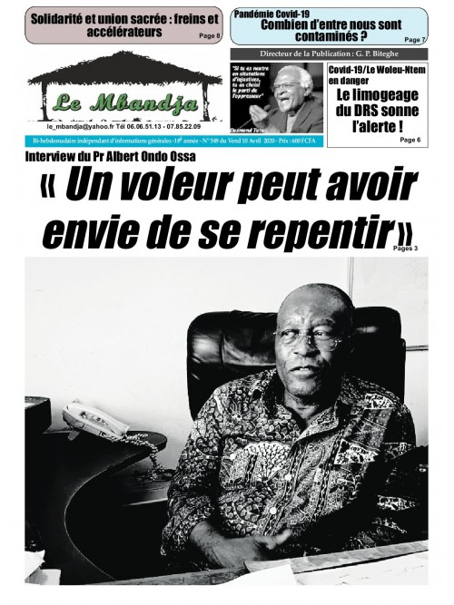 Le Mbandja 10/04/2020