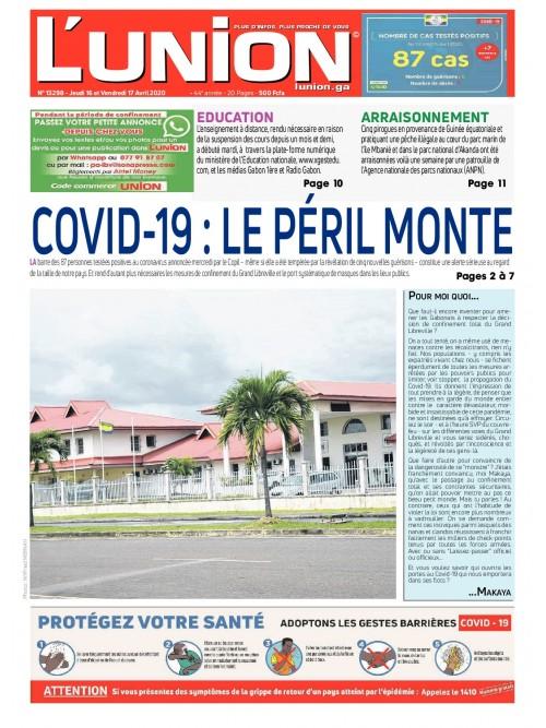L'Union 16/04/2020