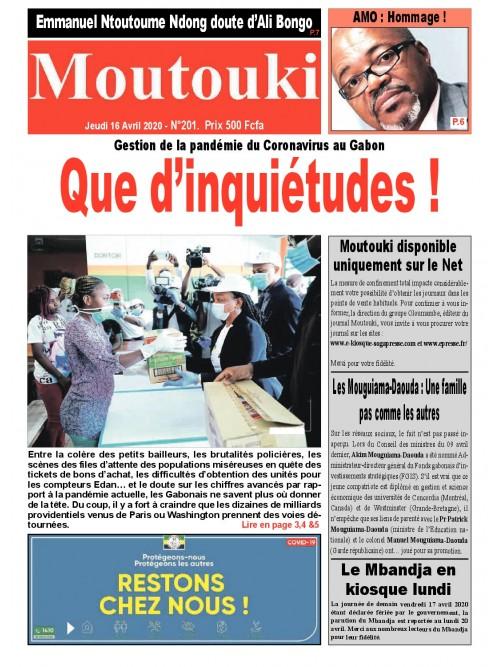 Moutouki 16/04/2020