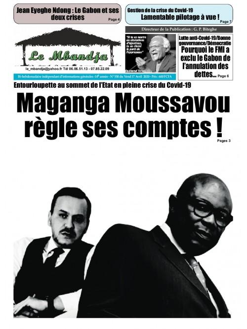 Le Mbandja 20/04/2020