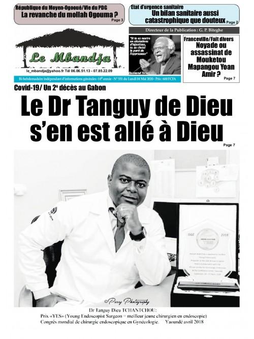 Le Mbandja 24/04/2020