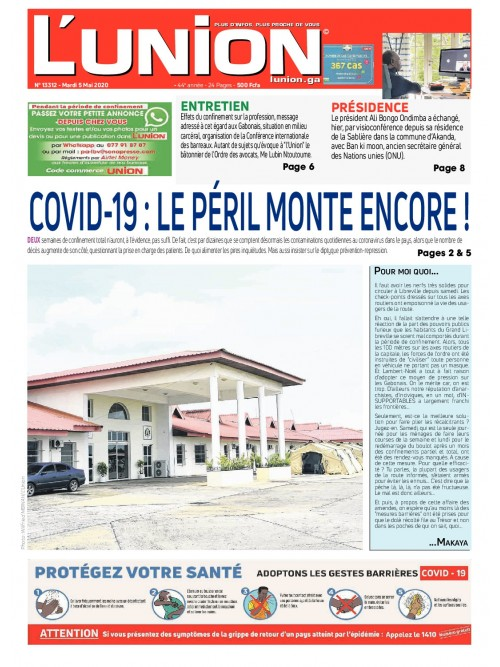 L'Union 05/05/2020