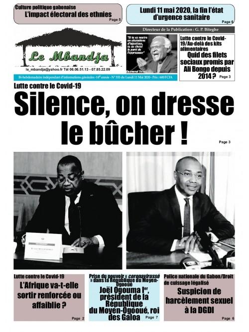 Le Mbandja 11/05/2020