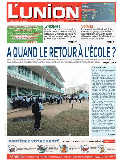 L'Union 19/05/2020