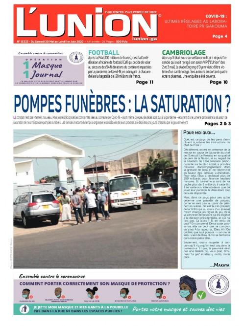 L'Union 30/05/2020