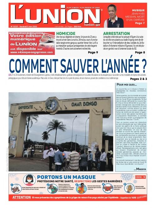 L'Union 05/06/2020