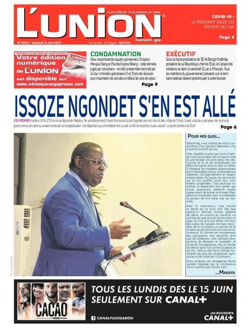 L'Union 12/06/2020