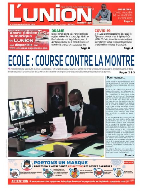L'Union 19/06/2020
