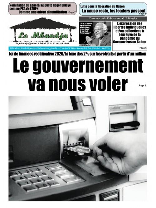 Le Mbandja 19/06/2020