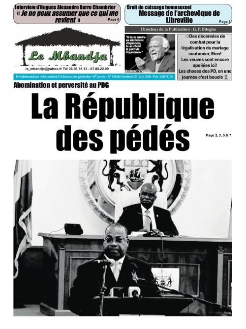 Le Mbandja 26/06/2020