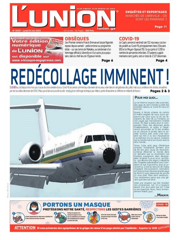 L'Union 29/06/2020