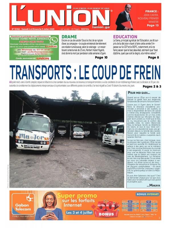 L'Union 04/07/2020
