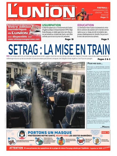 L'Union 07/07/2020