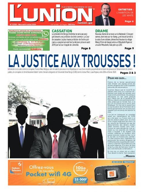 L'Union 08/07/2020
