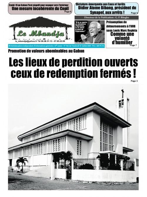 Le Mbandja 10/07/2020